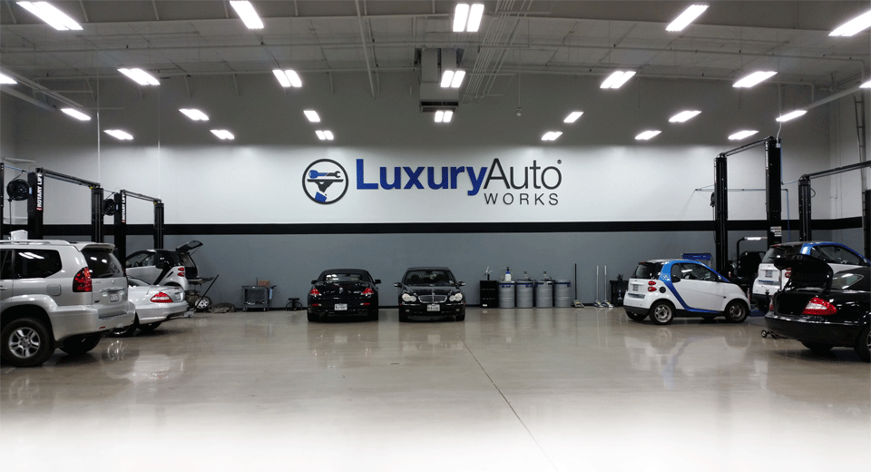 Luxury Auto Works Austin