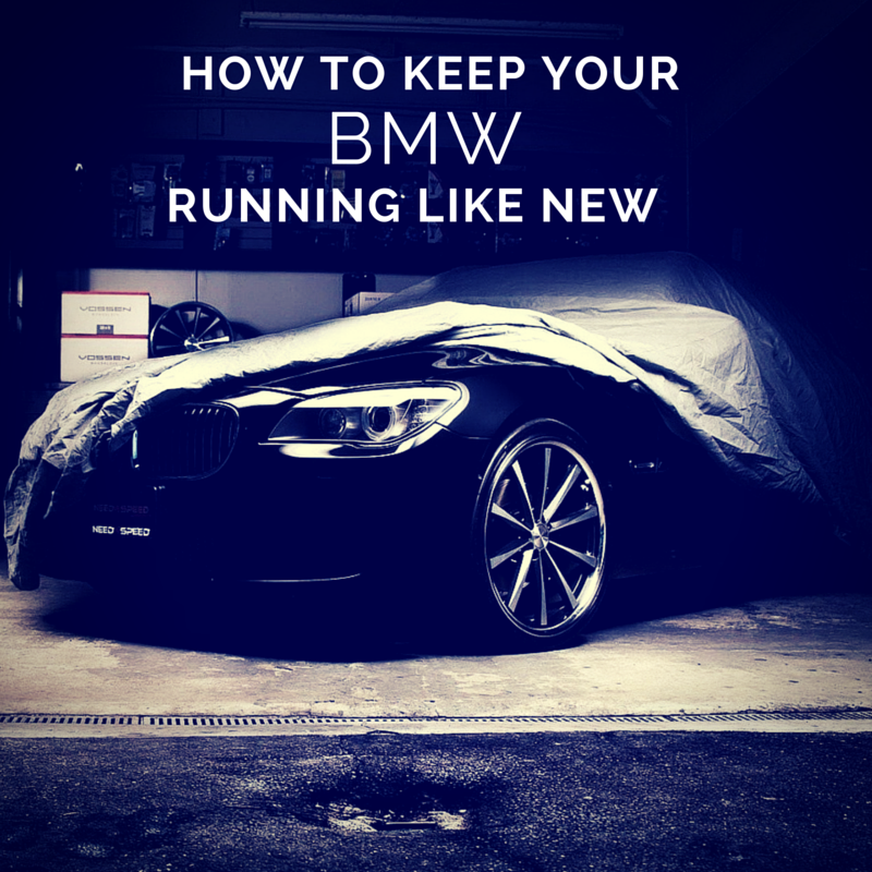 Keep Your BMW Running Like New